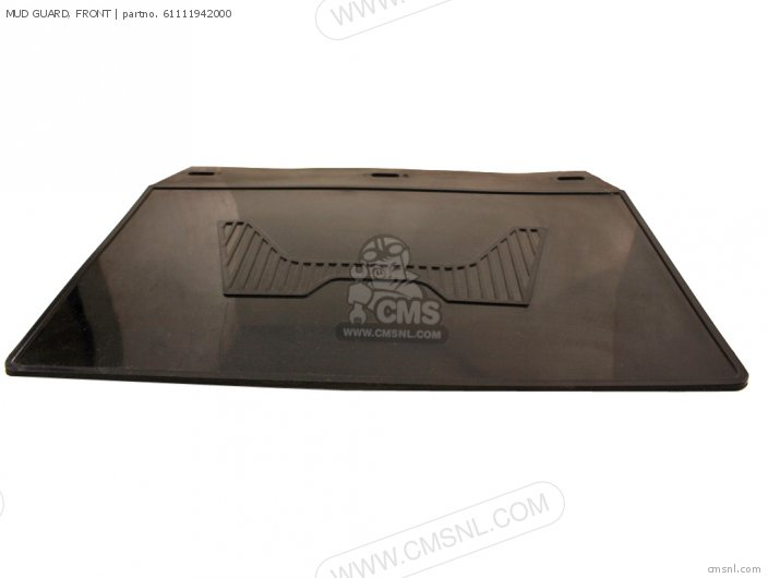 MUD GUARD, FRONT