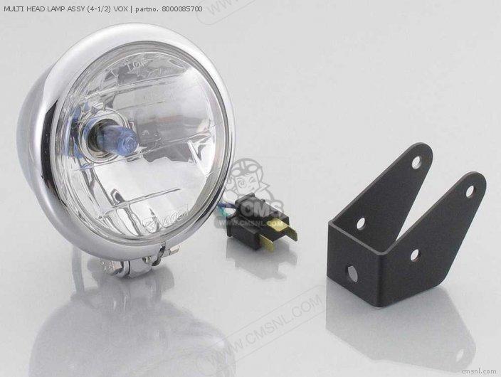MULTI HEAD LAMP ASSY (4-1/2) VOX
