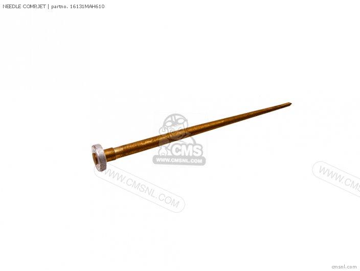 Needle Comp, Jet photo