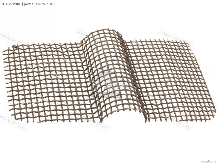 Net, A. Wire photo