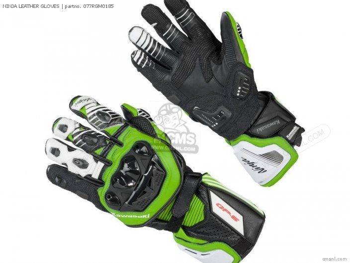 Ninja Leather Gloves photo