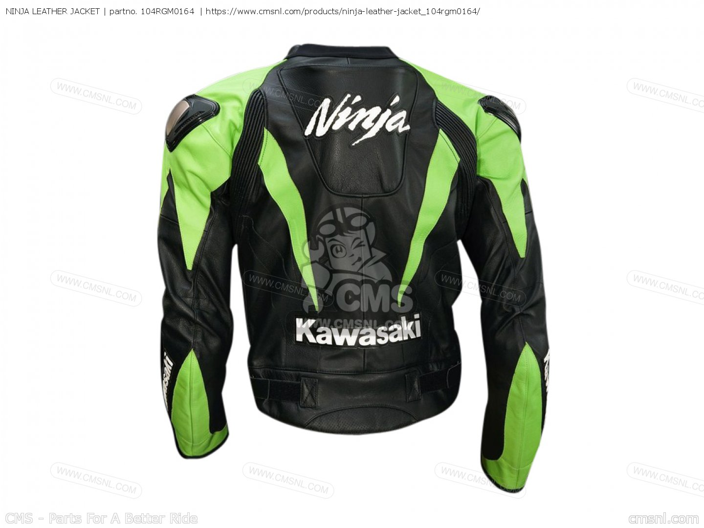 Kawasaki Ninja Riding Jacket