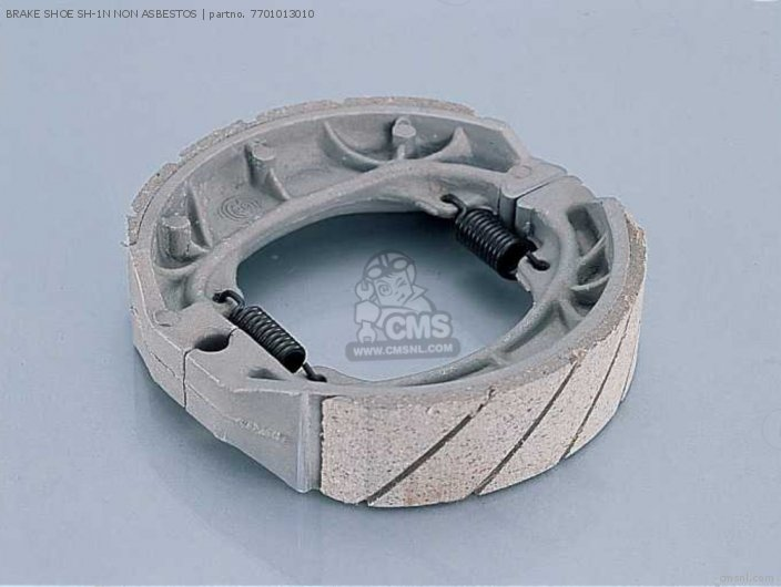 NON FADE BRAKE SHOE SH-1 MONKEY