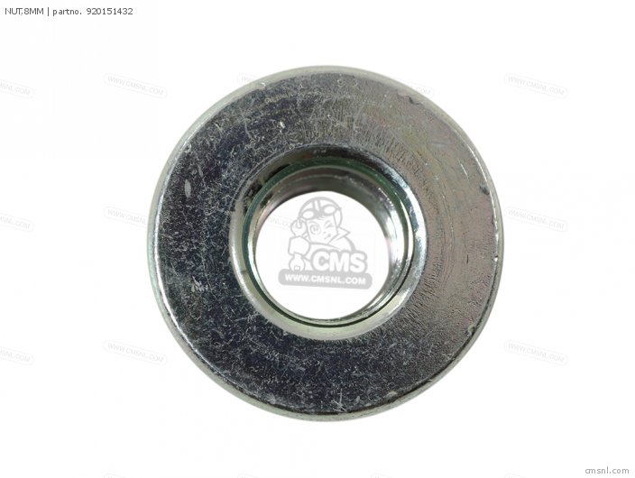 Kx85-a3 Kx85 2003 Usa Canada Nut 8mm