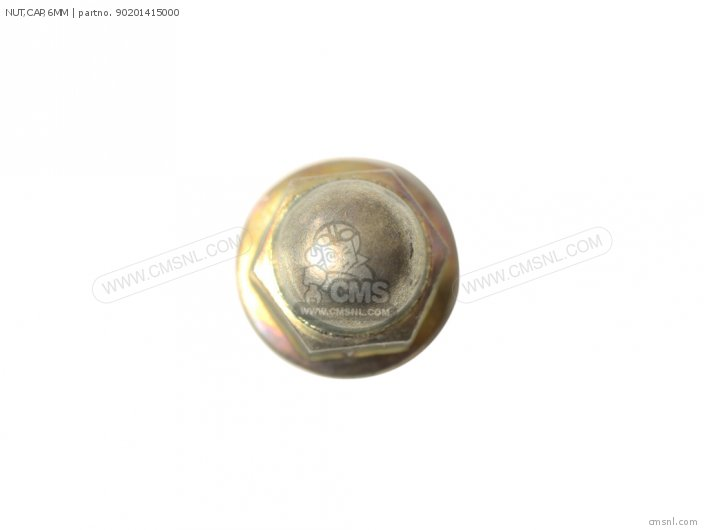 Crm75r 1989 k Spain Nut cap 6mm