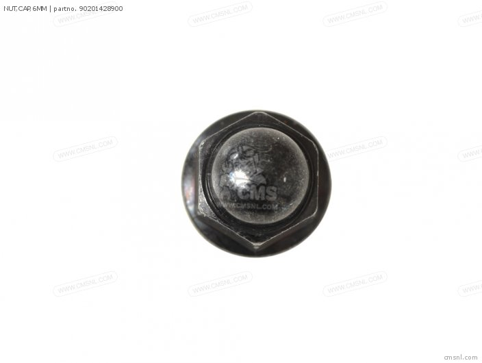 NUT,CAP,6MM
