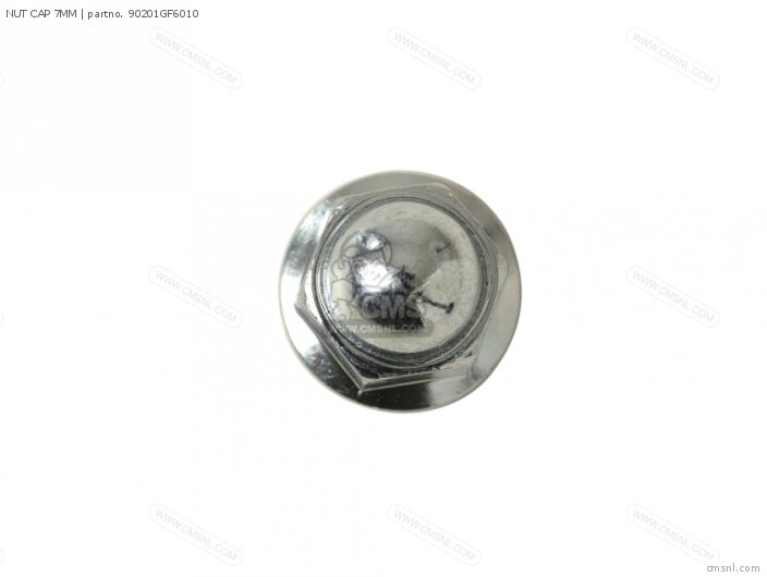 NUT CAP 7MM