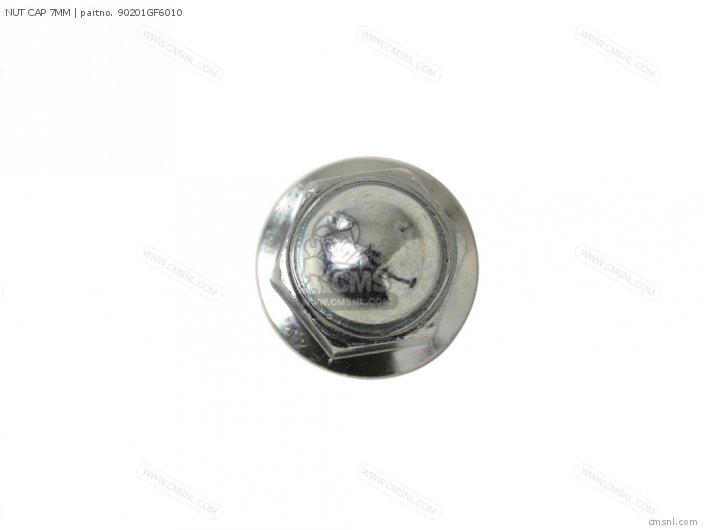 C100m2 Astrea Indonesia Nut Cap 7mm