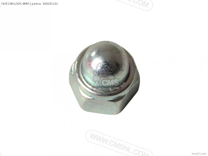 NUT CAP LOCK 8MM