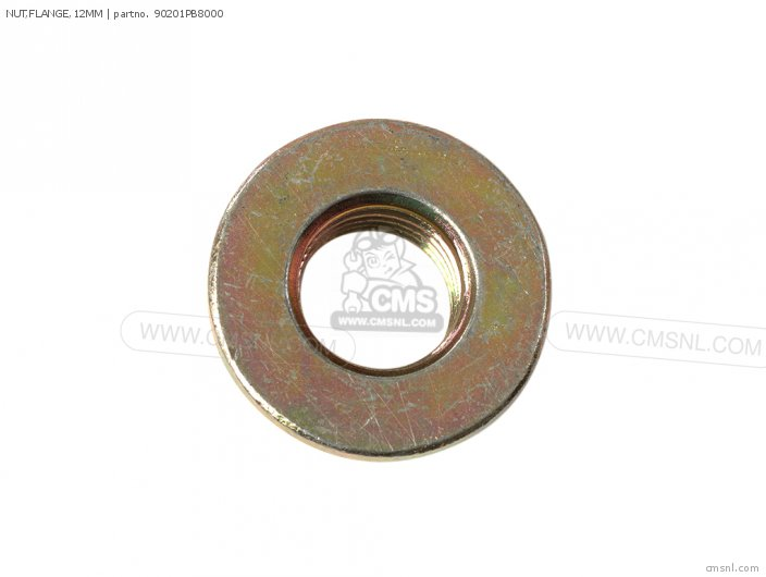 NUT,FLANGE,12MM