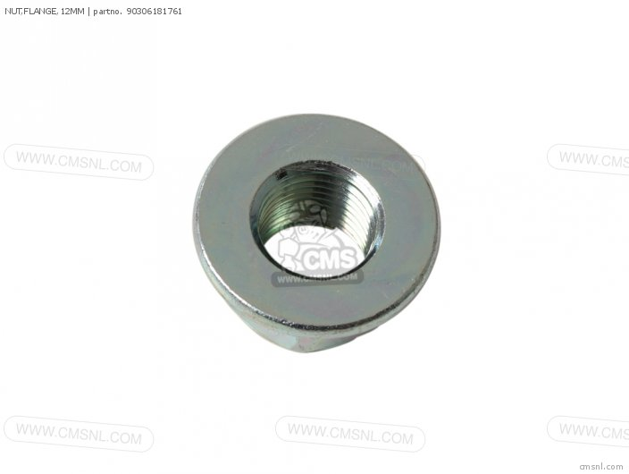 NUT FLANGE 12MM