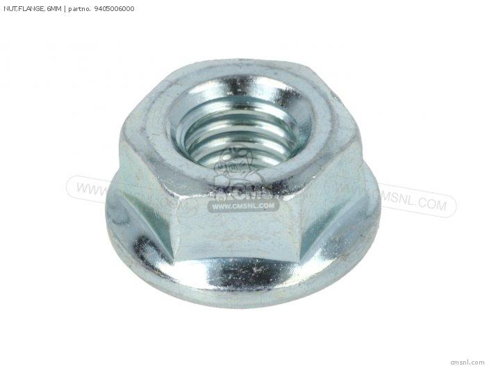 Crm75r 1989 k Spain Nut flange 6mm