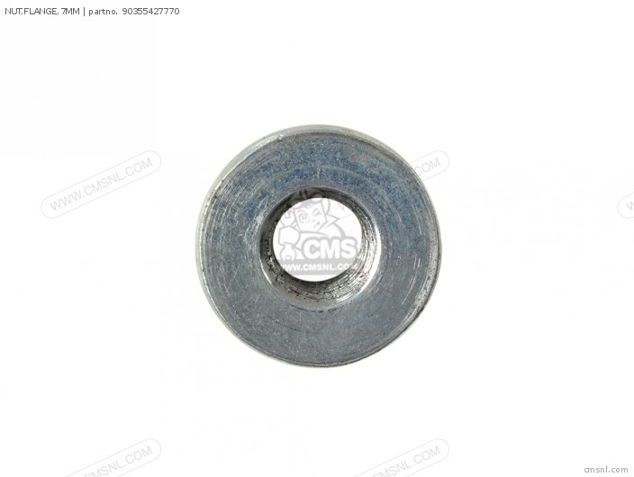 NUT,FLANGE,7MM