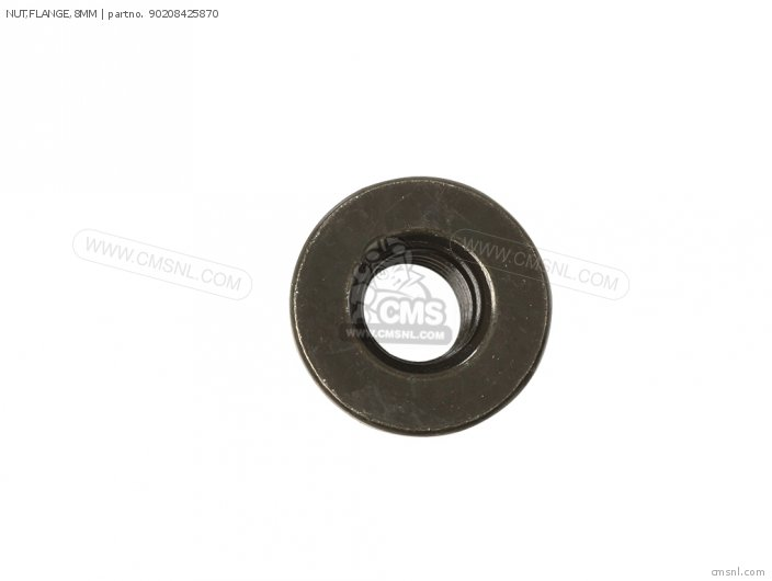 NUT,FLANGE,8MM