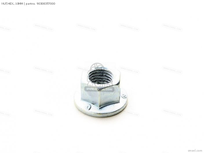 NUT HEX  10MM