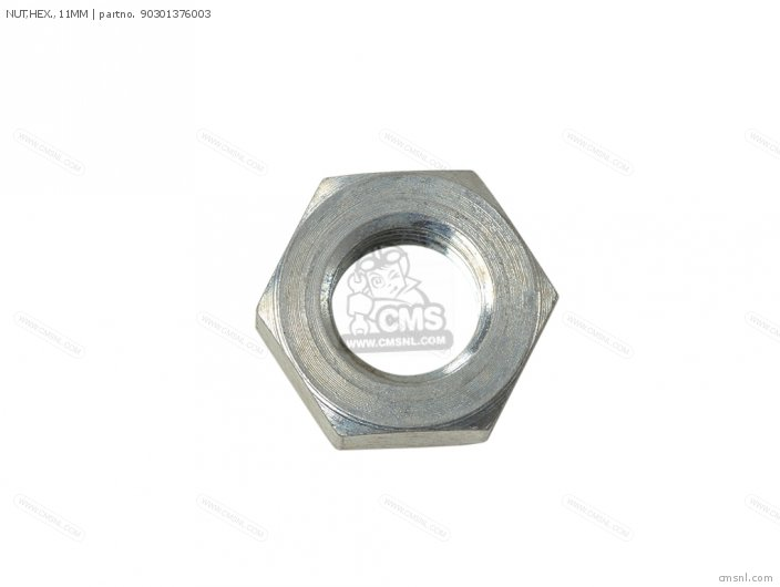 NUT,HEX.,11MM