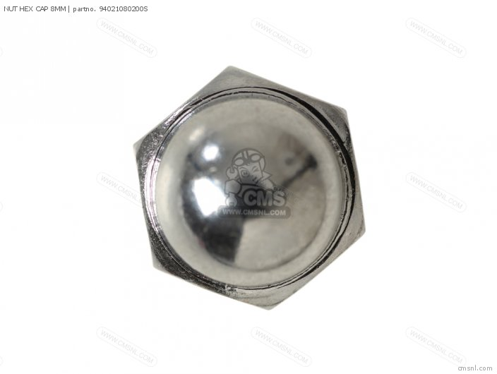 NUT HEX CAP 8MM