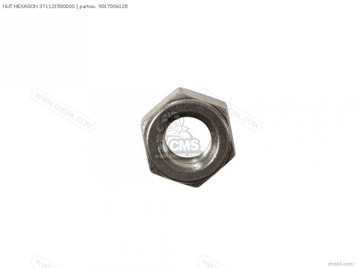 Nut Hexagon 371121580000 photo