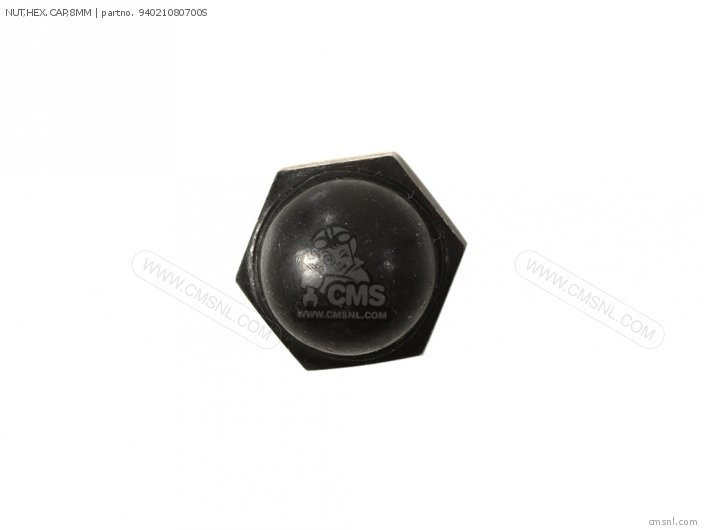 NUT,HEX.CAP,8MM