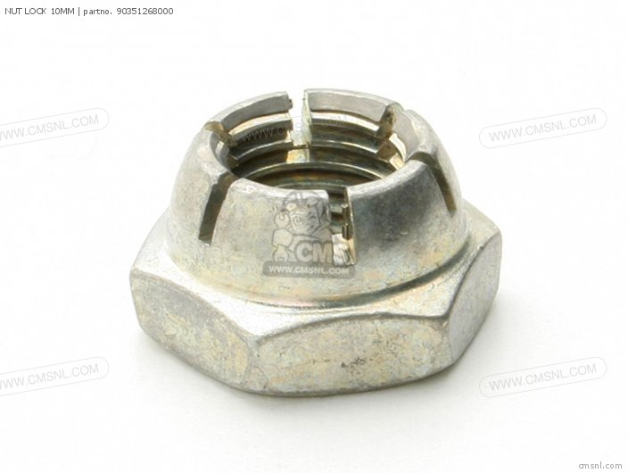 Nut Lock 10mm photo