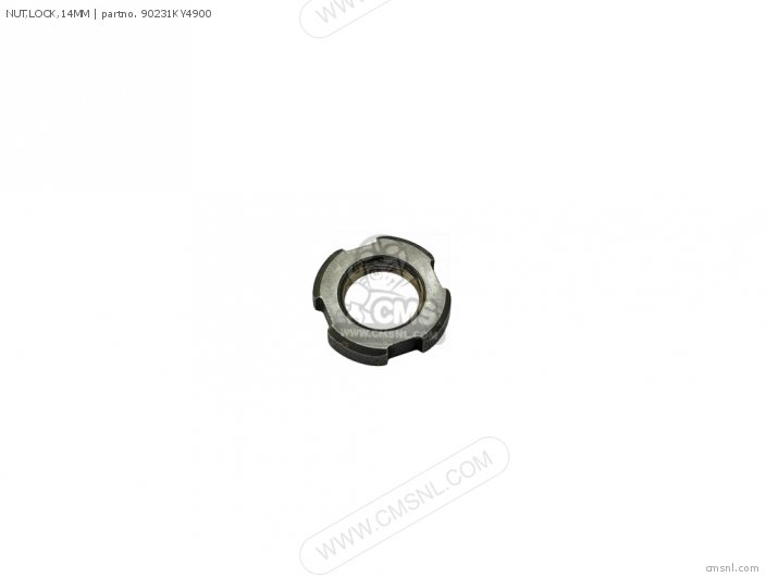 NUT,LOCK,14MM