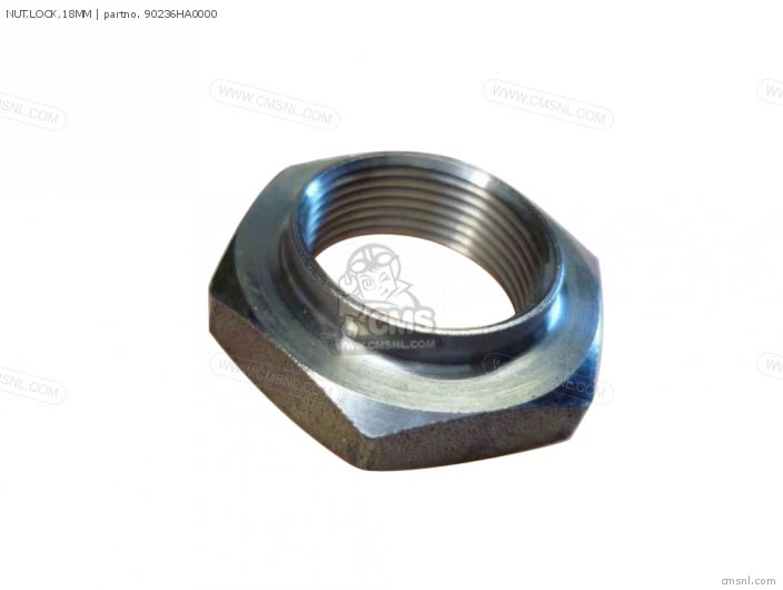 NUT,LOCK,18MM