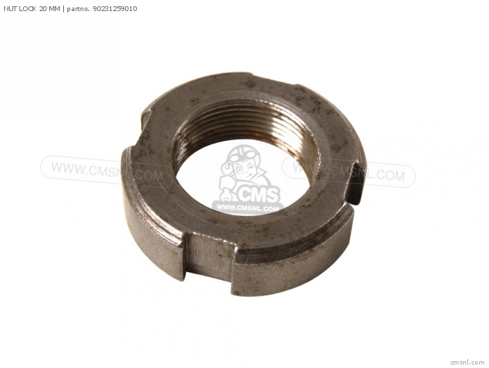 NUT LOCK 20 MM