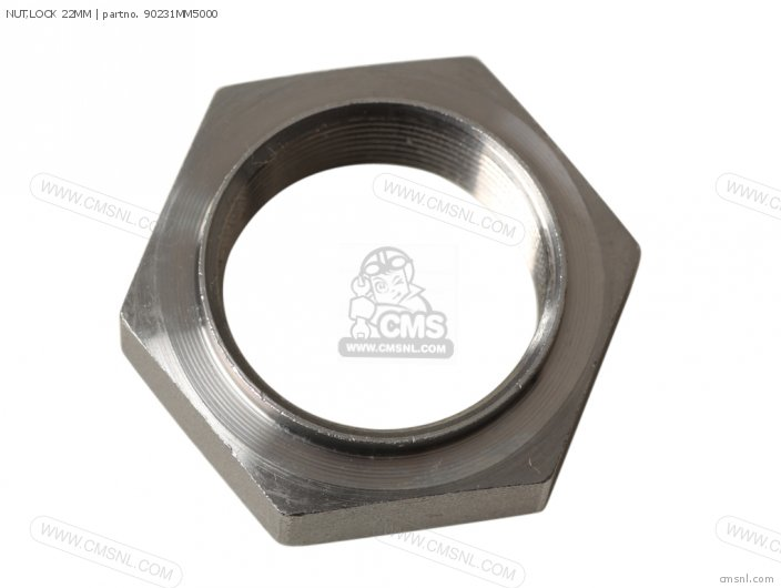 NUT LOCK 22MM