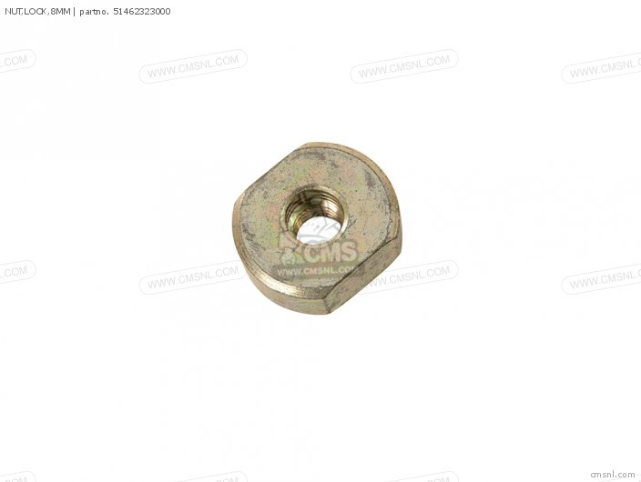 NUT,LOCK,8MM