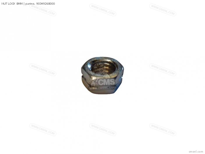 NUT LOCK 8MM