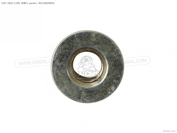 NUT, SELF LOCK 8MM