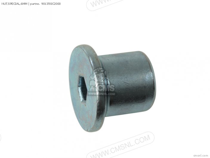 NUT,SPECIAL,6MM