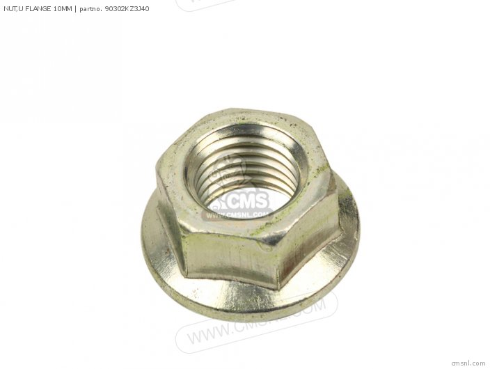 NUT,U FLANGE 10MM