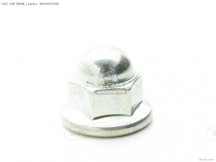 NUT  CAP 8MM