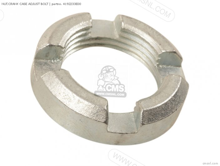 Nut, Crank Case Adjust Bolt photo