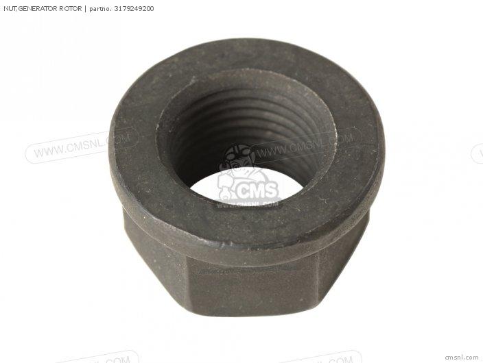 Nut, Generator Rotor photo