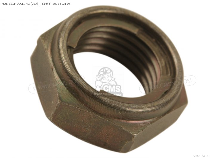 Nut, Self Locking (23x) photo