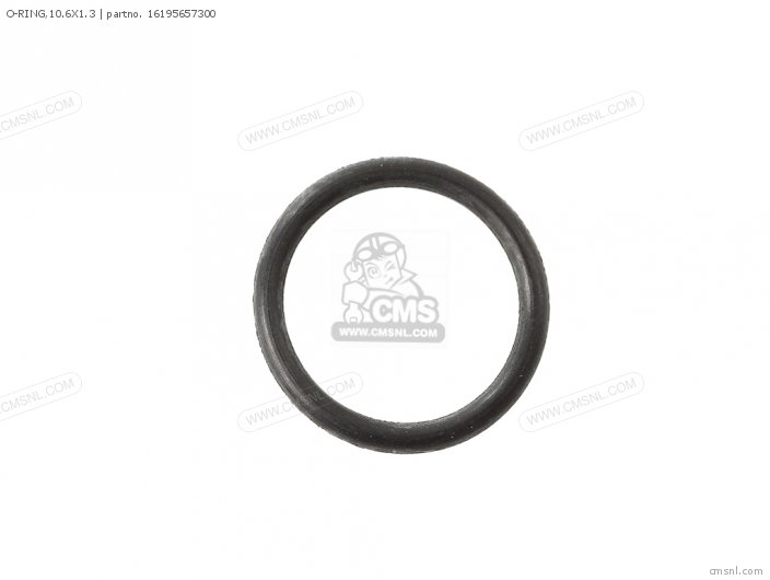 O-ring,10.6x1.3 photo