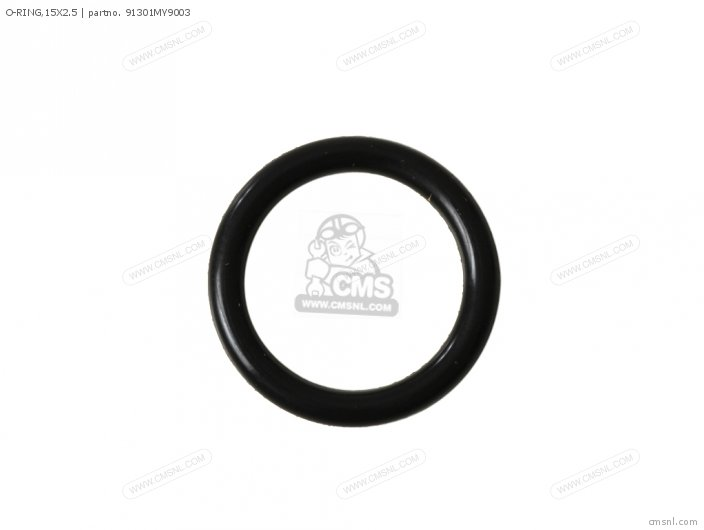 O-ring,15x2.5 photo