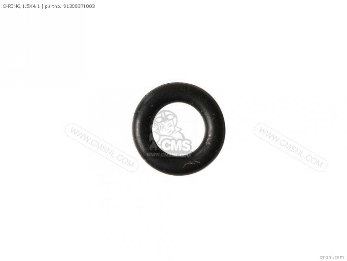 O-ring,1.5x4.1 photo