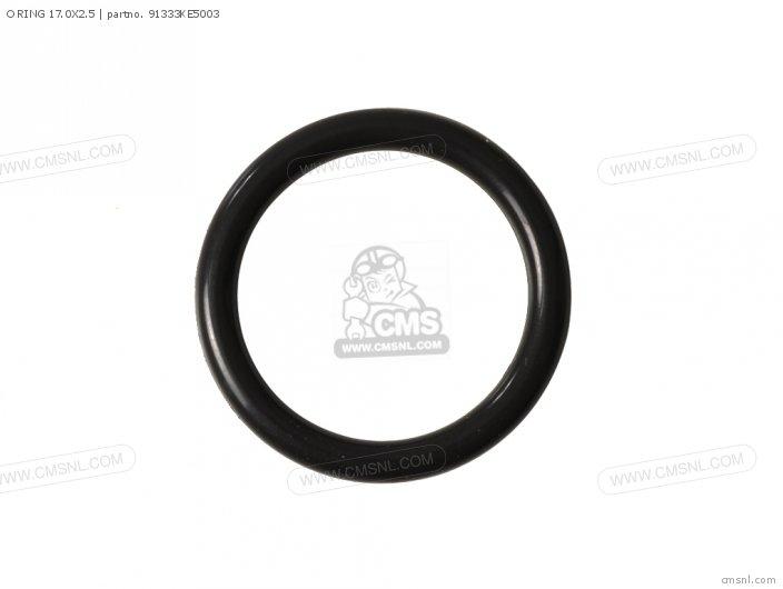 O Ring 17.0x2.5 photo