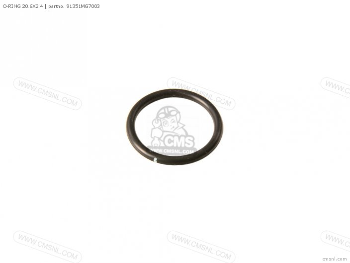 O-ring 20.6x2.4 photo