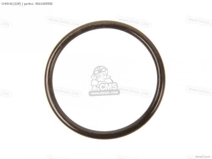 Yfm100t 1987 O-ring 22f