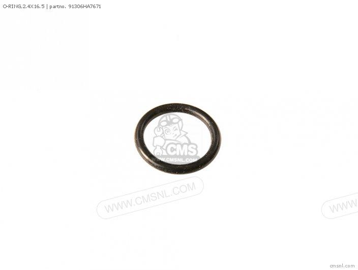 O-ring,2.4x16.5 photo