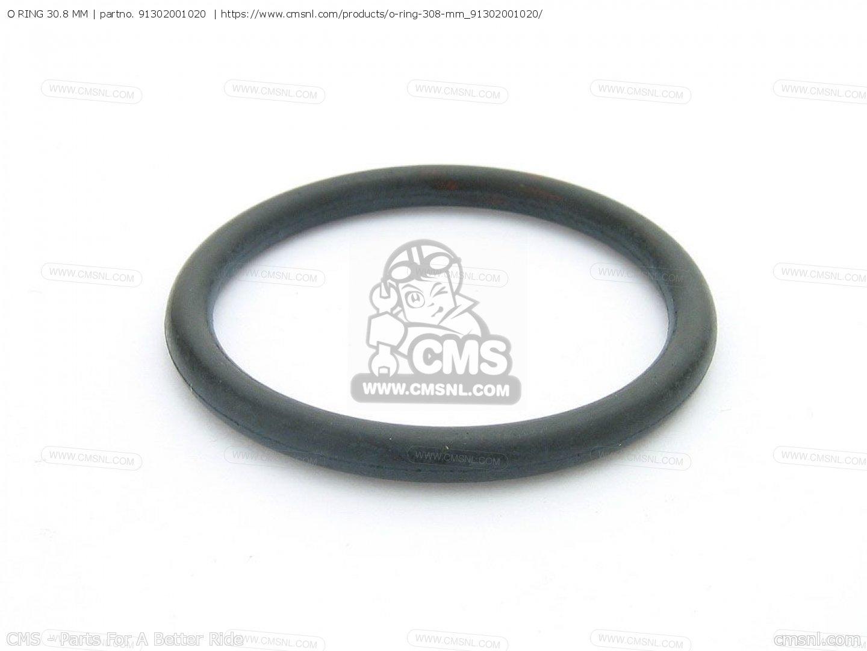 91302001020 o ring 30 8 mm honda 91302 001 020. Black Bedroom Furniture Sets. Home Design Ideas