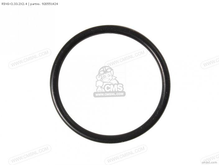 O-ring,33.2x2.4 photo