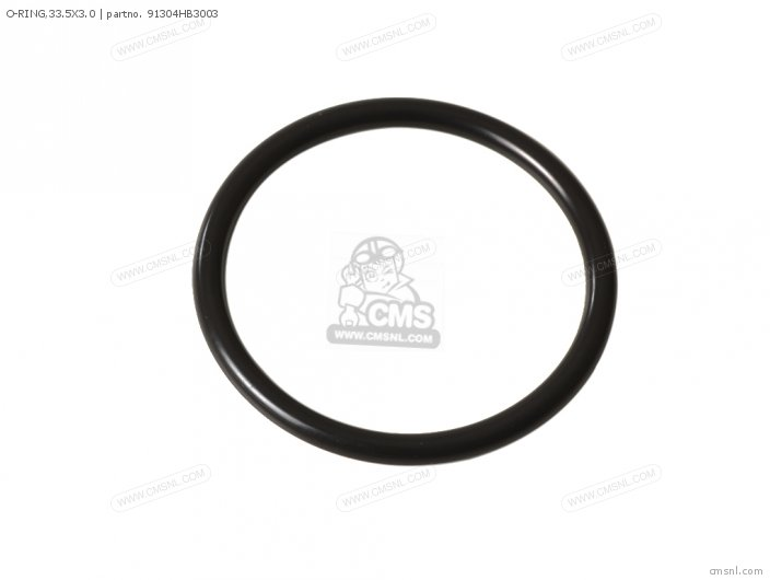 O-ring,33.5x3.0 photo