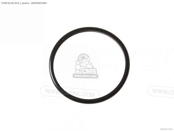 O-ring,40.5x3 photo