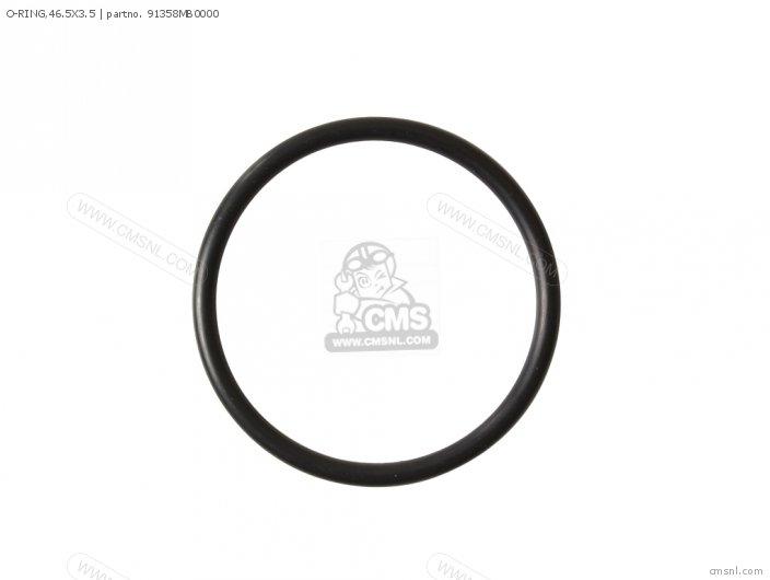 O-ring,46.5x3.5 photo