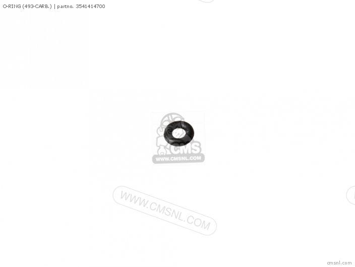 O-ring (493-carb.) photo
